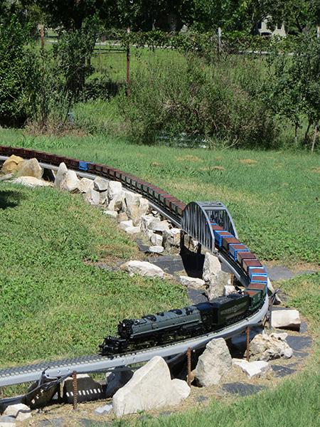Cen-Tex Division NMRA - Mark Richert\'s Midwest Railroad